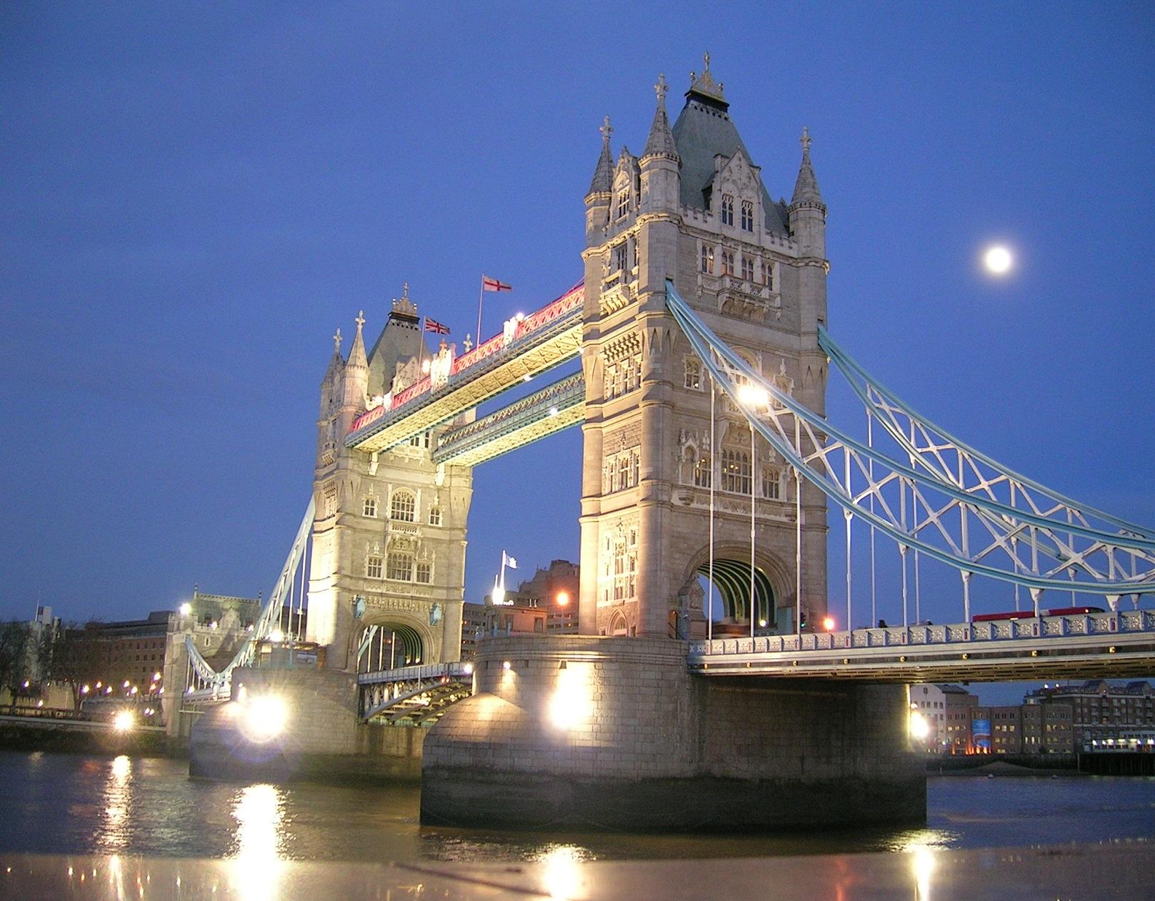 Werkweek Londen