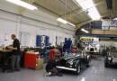 Autofabriek Morgan Motor Company